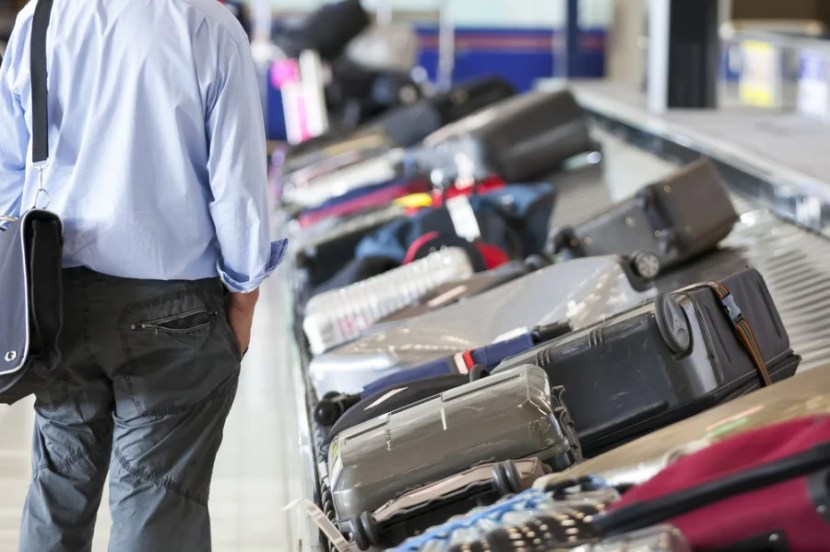 KLM is banning checked bags from Cairo. Photo courtesy of Shutterstock.