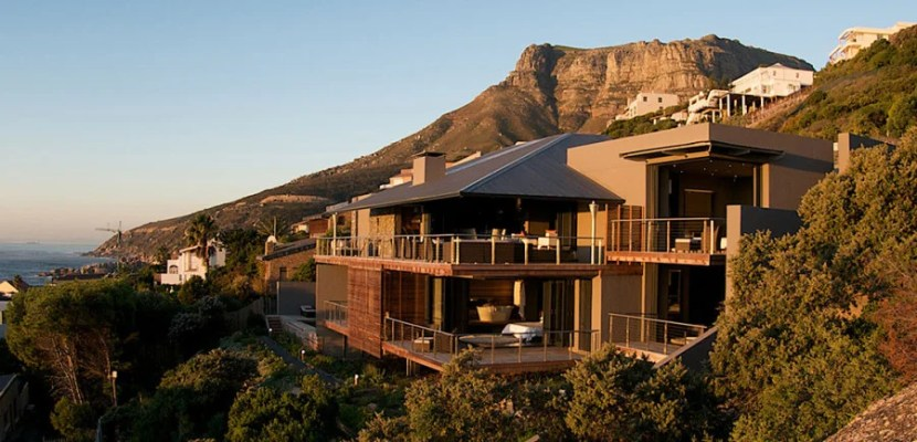 The 26 Sunset Avenue Llandudno in Cape Town, South Africa.