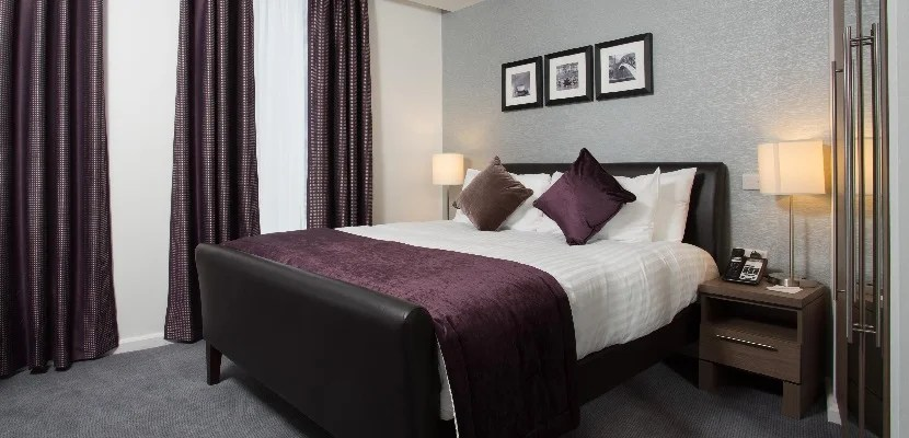 IHG Staybridge Suites Birmingham hotel room featured