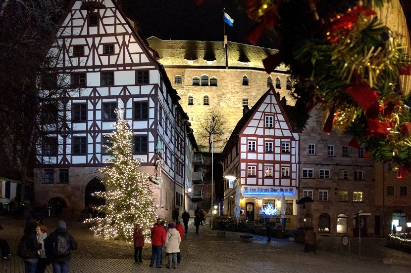 There's much more to Nuremberg than the city's Christmas markets.