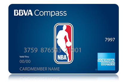 The BBVA Compass NBA Credit Card from American Express can get even the non-basketball lover excited about the NBA.