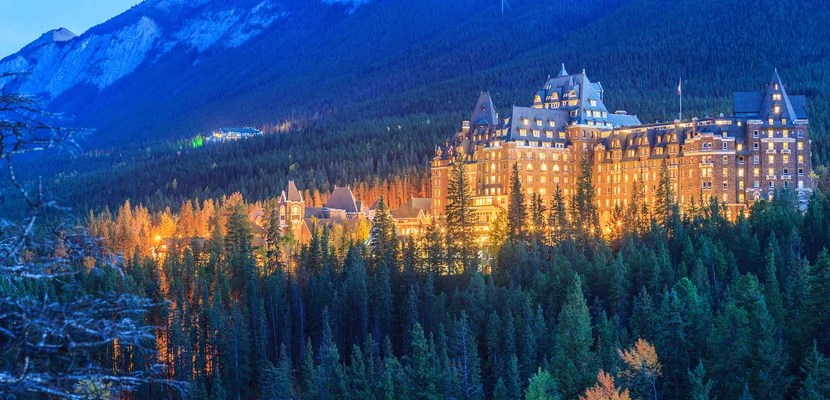 fairmont royal banff