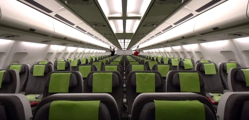 TAP A330 economy featured