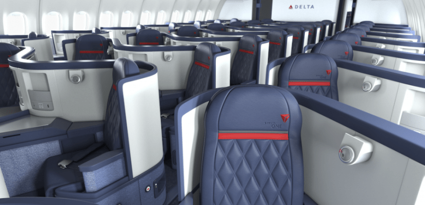 delta one business featured