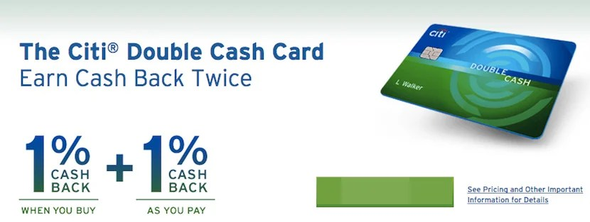 The Citi Double Cash Card offers uncapped 2% cash back and encourages cardholders to pay their statement in full each month.