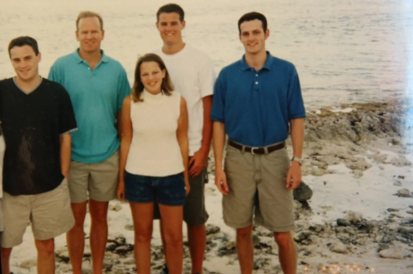 I loved every minute of family time at Grand Cayman with my family.