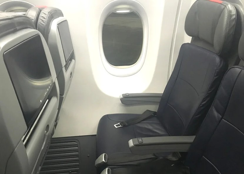 My seat on the