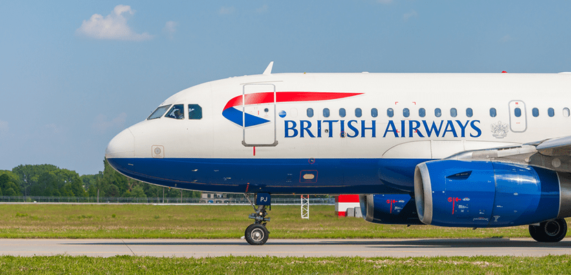 British Airways will begin flying from Stansted. Image courtesy of Shutterstock.