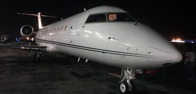 JetSmarter Plane