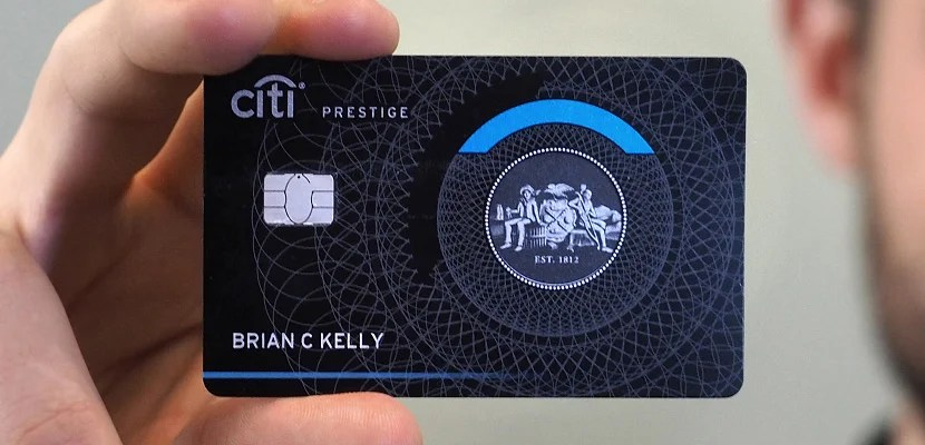 The Citi Prestige 4th night free hotel benefit is a great perk.