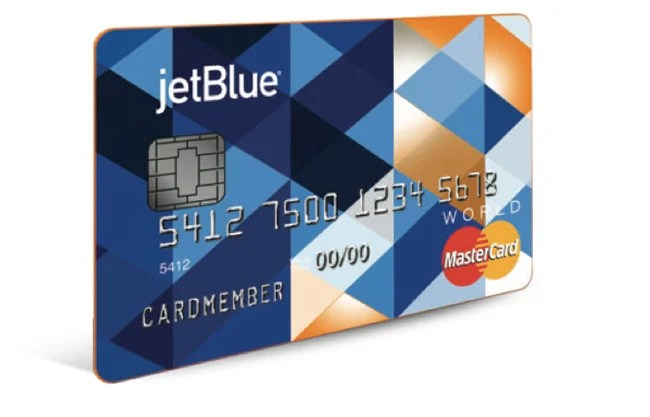 Don't confuse these new cards with the JetBlue Rewards MasterCard, only available to JetBlue Amex holders.