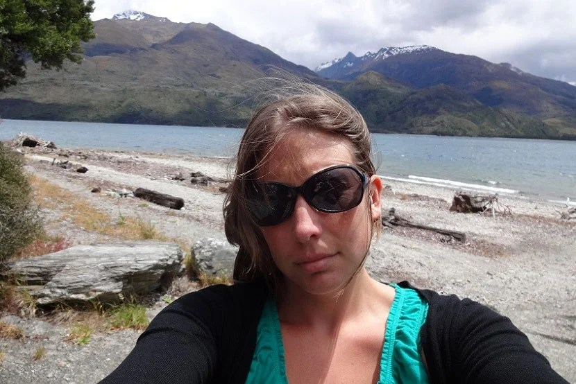 One drawback of solo travel is you end up with a lot of bad selfies.