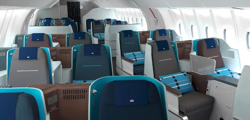 klm business class featured