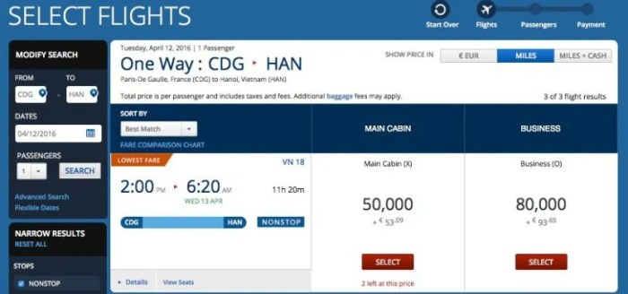 You can use Delta miles to book an award on Vietnam Airlines' A350 flights.