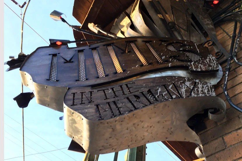 Mimi's In the Marigny is a fun corner bar at Royal and Franklin in the Marigny. Image courtesy of Derek Wright.
