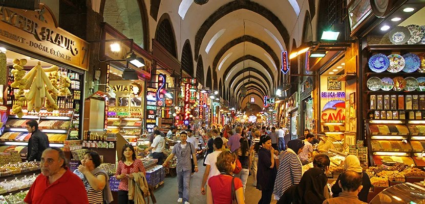 Istanbul Market Featured