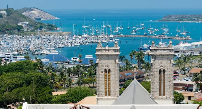 Noumea, New Caledonia is on my list of places to visit using Flying Blue miles.