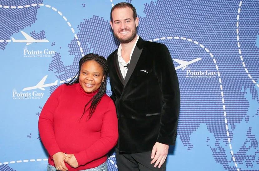 Leymah Gbowee and I