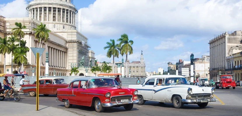 You can now book round-trip tickets on American Airlines from Miami (MIA) to several cities in Cuba.