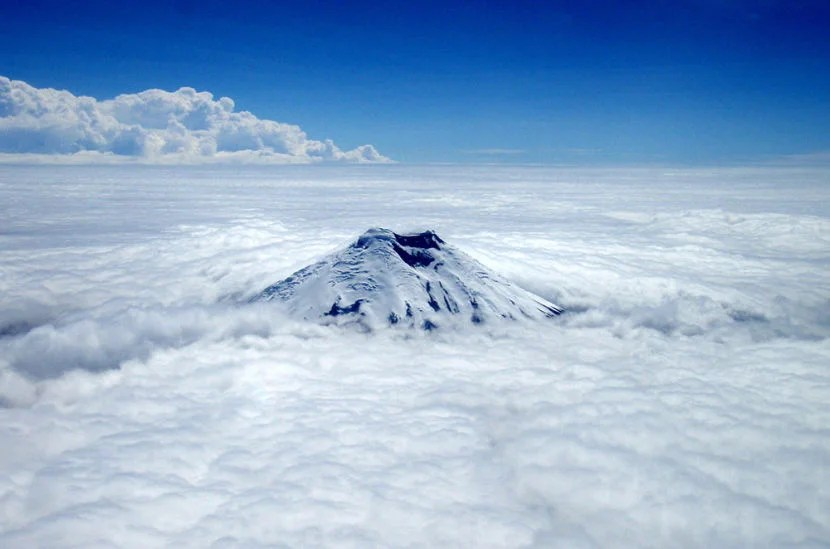 Everyone likes my picture of Cotopaxi Volcano in Ecuador. The challenge was getting them to confirm it with a click.