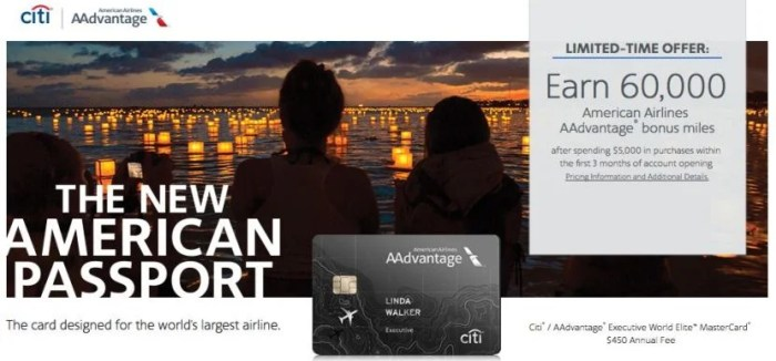 Citi AAdvantage Executive World Elite MasterCard holders get Admirals Club membership, among other nice perks.