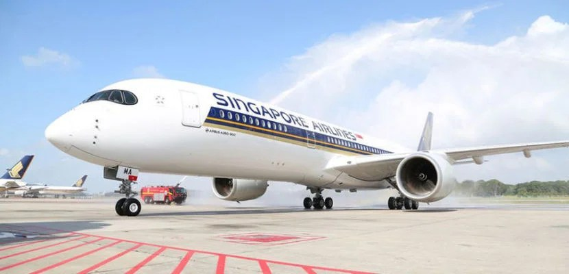 Fly Singapore Air's A350 between SFO and SIN starting Oct 23, 2016.