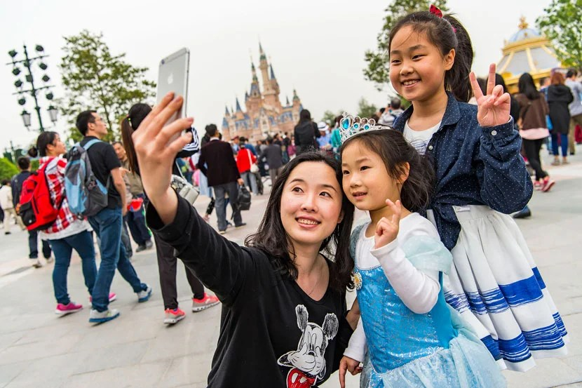 Who's ready for a trip to Shanghai Disneyland? I know we are!