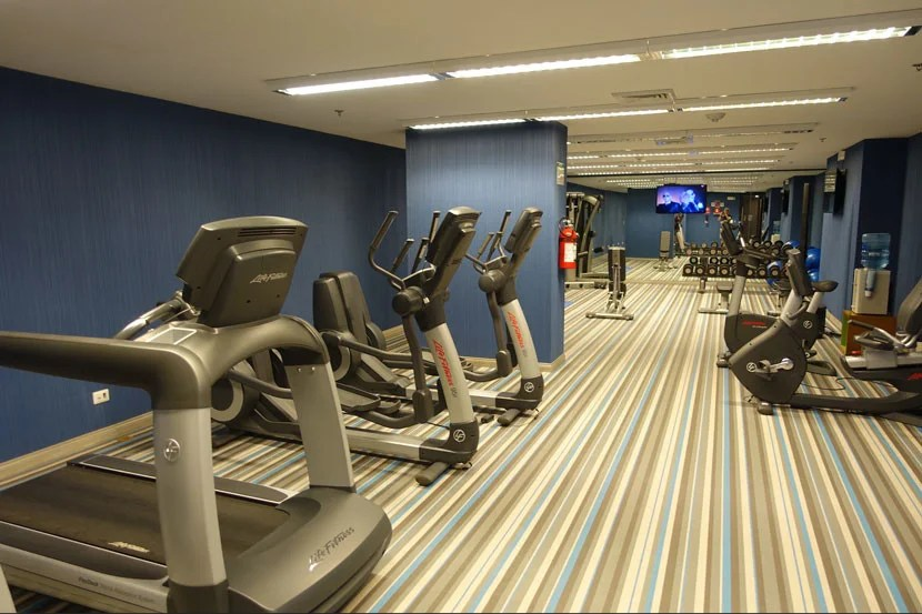 Aloft-Gym