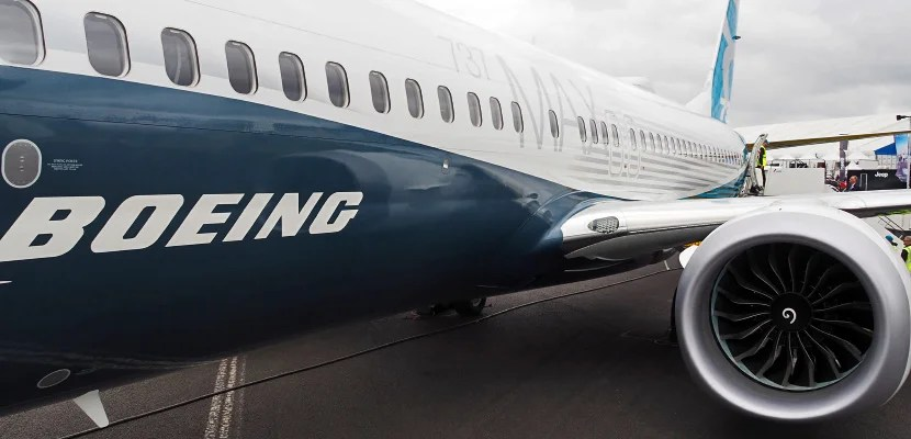 Boeing 737 MAX featured