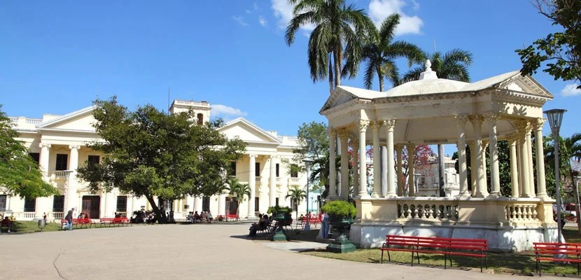 Santa Clara, Cuba. Image courtesy of Shutterstock.