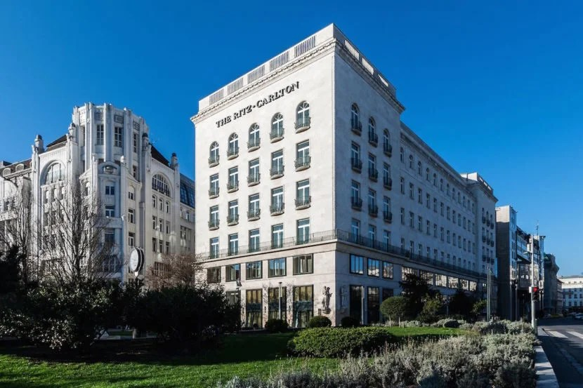 The Ritz-Carlton, Budapest is one of the most recent additions to the brand.