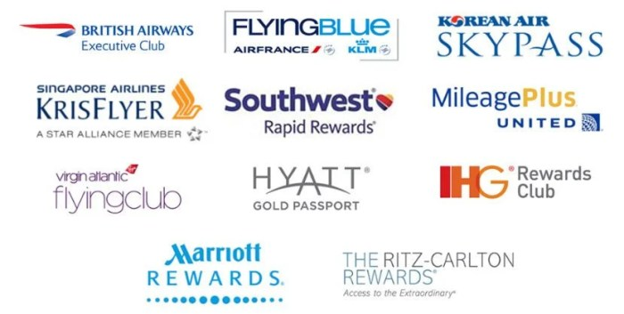 Chase has plenty of transfer partners to utilize for flights and hotels outside of the United States.