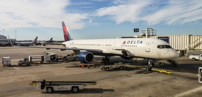 Redeem Go Far Rewards for 1.5 cents each towards paid airfare on any airline, including Delta.