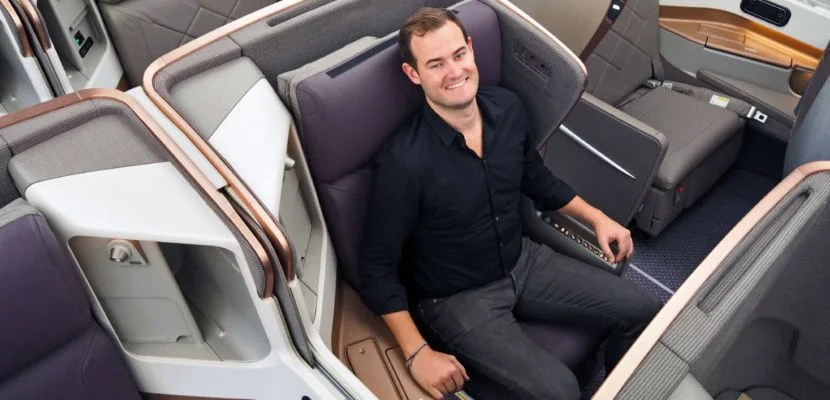 Singapore A350 Tour Business Class featured