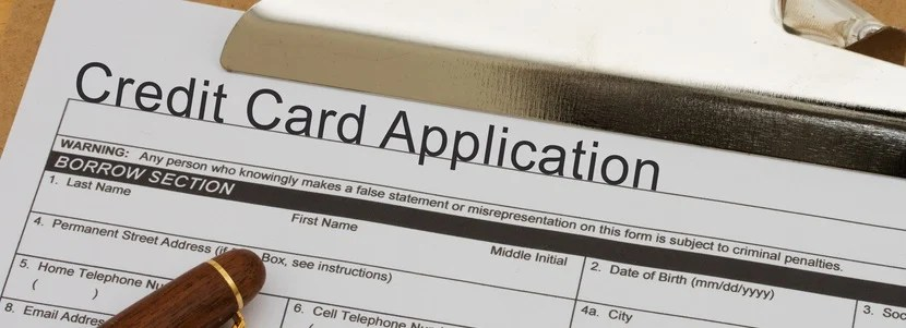 Before you fill out a credit card application, take extra care to improve your credit score first.