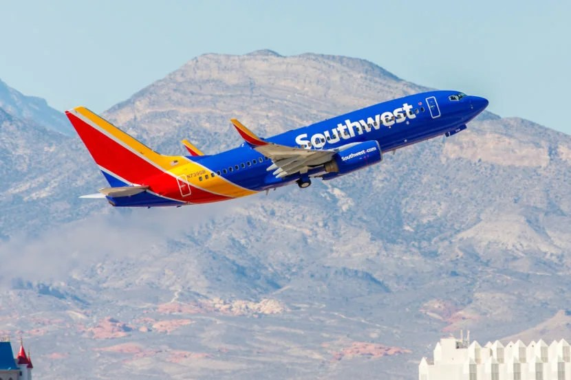 Southwest expanded it's route network with new flights from San Jose to Baltimore and Salt Lake City. <em>Image courtesy of Getty Images.</em>