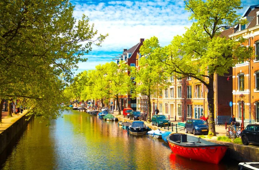 KLM brought back their Amsterdam to Miami route on the first of November. <em>Image courtesy of Getty Images.</em>