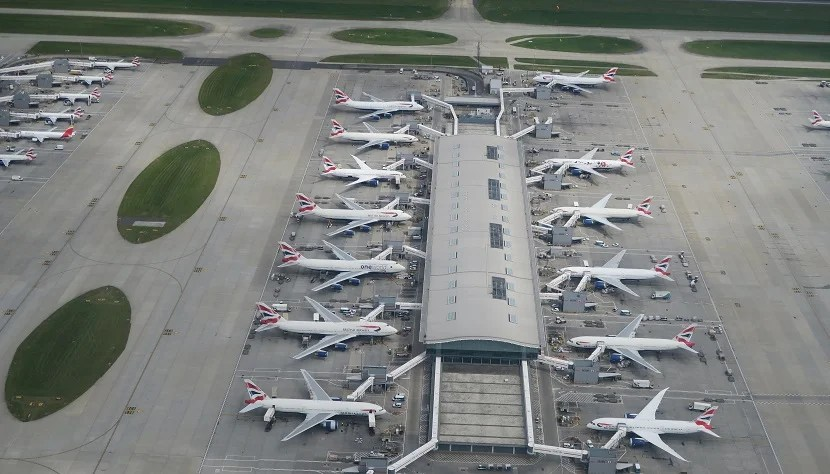 London's Heathrow might be missing a lot of British Airways planes if IAG goes forward with pulling out of Heathrow.