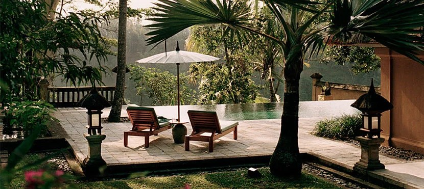 Amandari in Bali, part of the Luxury Hotel & Resort Collection. Photo courtesy of the hotel.