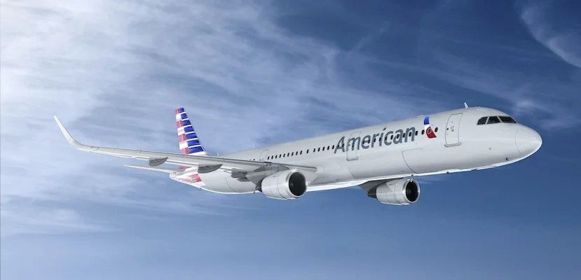 Image courtesy of American Airlines.
