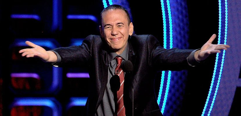 Image of Gilbert Gottfried courtesy of Kevin Winter via Getty Images.