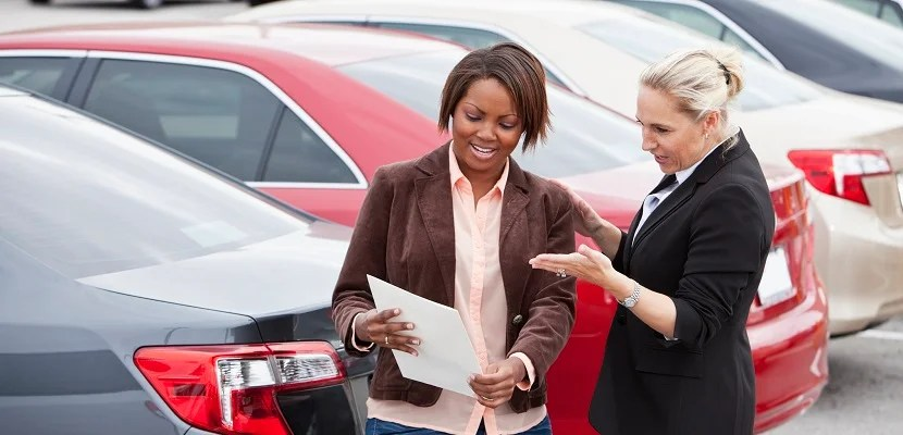 Woman shopping for a new car, with a saleswoman.  Shallow DOF, focus on foreground.  [url=file_closeup.php?id=19771504][img]file_thumbview_approve.php?size=1&id=19771504[/img][/url]  [url=file_closeup.php?id=19702549][img]file_thumbview_approve.php?size=1&id=19702549[/img][/url] [url=file_closeup.php?id=19771504][img]file_thumbview_approve.php?size=1&id=19771504[/img][/url] [url=file_closeup.php?id=19754948][img]file_thumbview_approve.php?size=1&id=19754948[/img][/url] [url=file_closeup.php?id=19850538][img]file_thumbview_approve.php?size=1&id=19850538[/img][/url] [url=file_closeup.php?id=19702558][img]file_thumbview_approve.php?size=1&id=19702558[/img][/url]  [url=http://www.istockphoto.com/file_search.php?action=file&lightboxID=12113651]More car shopping images[/url]