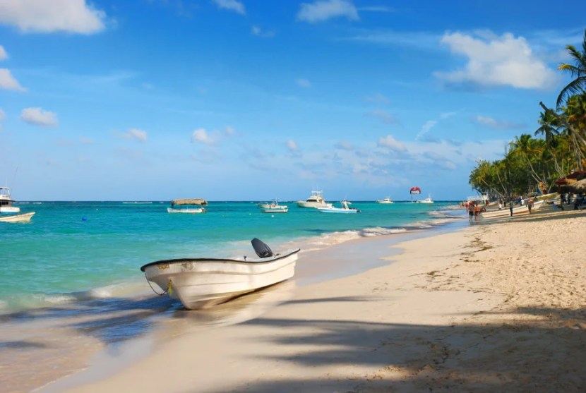 Punta Cana, Dominican Republic - Courtesy of Shutterstock
