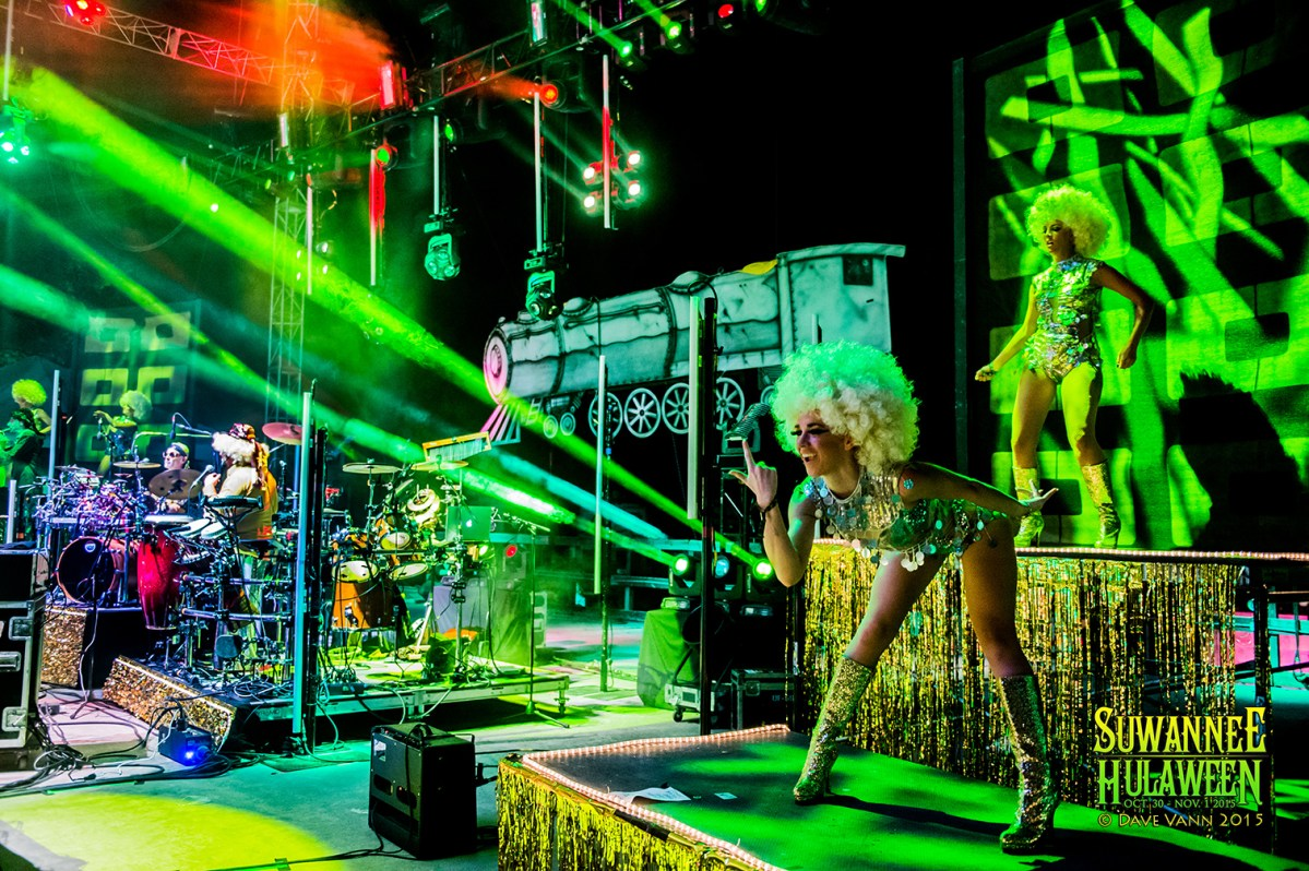 Stranger and Stringier Things in store at Suwannee Hulaween 2016