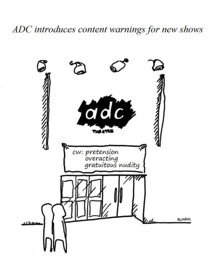 ADC Content Warnings