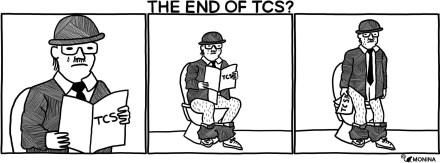 TCS Cartoon
