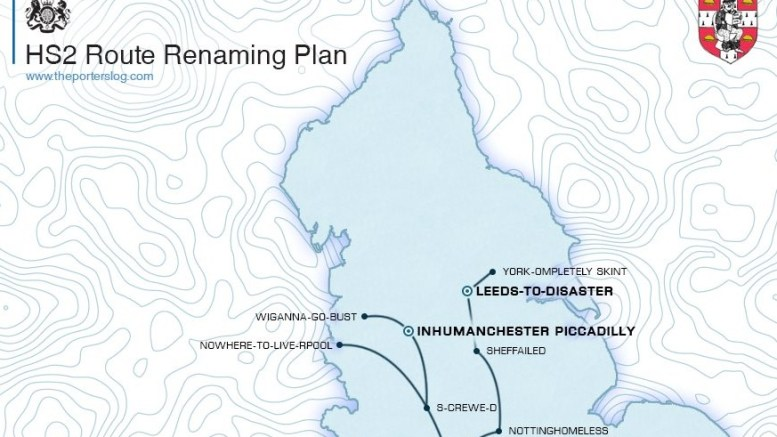 HS2 Map new