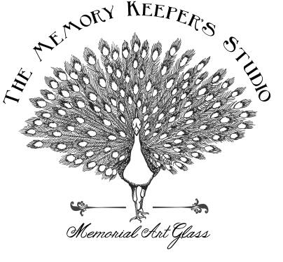 The Memory Keeper's Studio Logo | The Postman's Knock