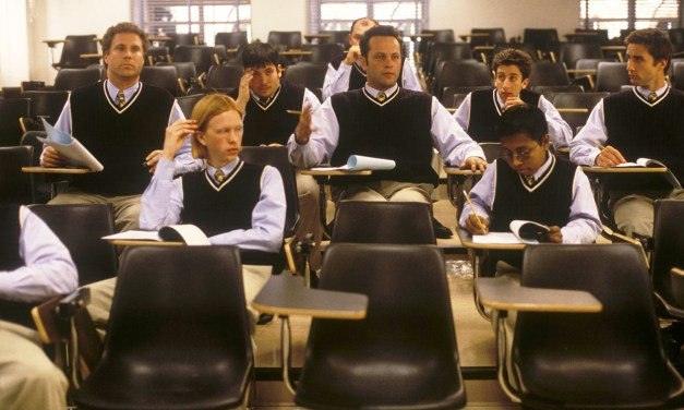 Three professional lessons from your favourite college films