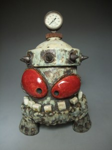 James DeRosso Cookie Jar